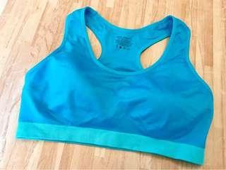 🚚 水藍色運動內衣。nanaMagic滿額贈品
