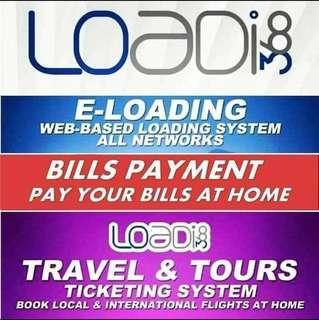 E-loading/ Billspayment/ Travel and Tours Franchise