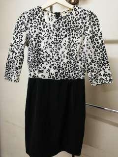 050 MNG Mango Dress