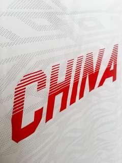 Jersey China Asian Games & Asian Para Games 2018