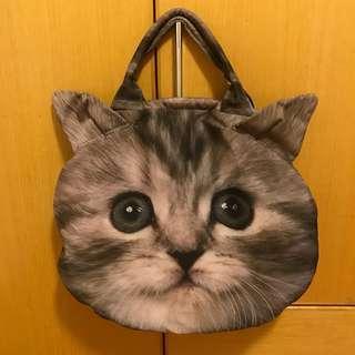 Mousse bag 貓袋