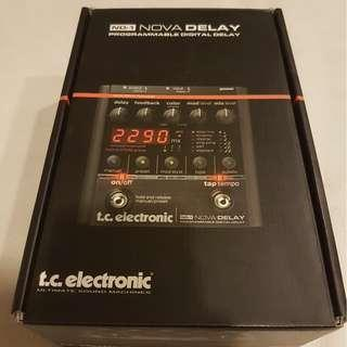 TC Electronic ND-1 Nova Delay Effect Pedal