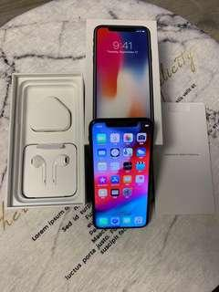 iPhone X - 256GB 黑色