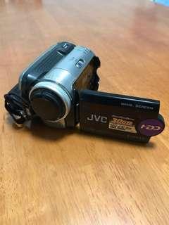 JVC Camcorder Complete Set
