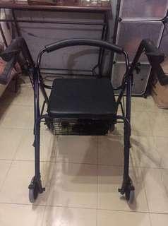 4-Wheel Rollator