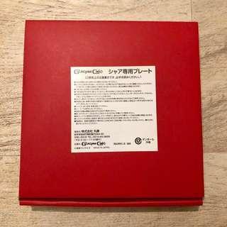 機動戰士高達GUNDAM CAFE 2013 限定馬沙磁碟&金叉套裝