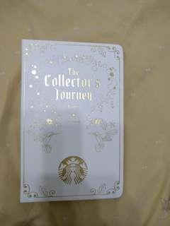 Starbucks name card holder
