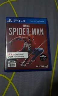 SPIDER-MAN MARVEL PS4