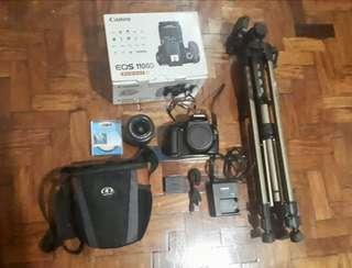 CANON EOS 1100D (Excellent Condition)