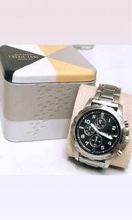 Authentic Fossil Men Watch FS4542