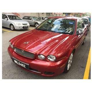 Jaguar X-TYPE 2.1(A) SUPERB MUST VIEW LIKENEW RARE