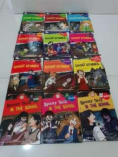 Ghost Stories Comics Books