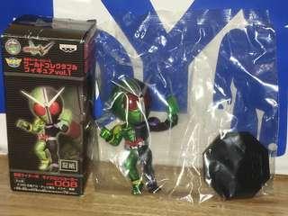 🎉 全新 行版 BANDAI WCF 幪面超人 Kamen Rider KR-008 W 1⃣️款(SHF 真骨彫 SIC 匠魂 RAH 極魂 RMW 名將 ONE PIECE 海賊王 XPLUS 龍珠 大蛋 DWC 超合金魂 Kubrick Bearbrick POP EXQ SDX)