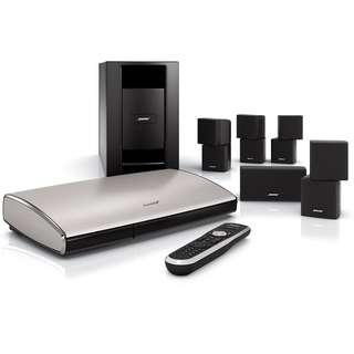 BOSE Lifestyle T20 home theater system, Electronic