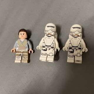 Lego Star Wars The Force Awakens Minifigures