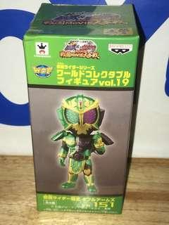 🎉 日版 BANDAI WCF 幪面超人 Kamen Rider Ryugen KR-151 W 1⃣️款(SHF 真骨彫 SIC 匠魂 RAH 極魂 RMW 名將 ONE PIECE 海賊王 XPLUS 龍珠 大蛋 DWC 超合金魂 Kubrick Bearbrick POP EXQ SDX)