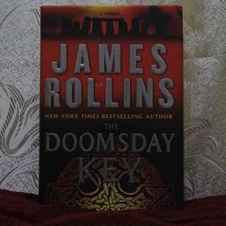 The Doomsday Key [James Rollins]