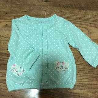 🚚 Carters Cardigan newborn