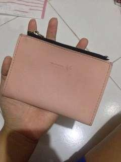 Mini Purse by Miniso Pink