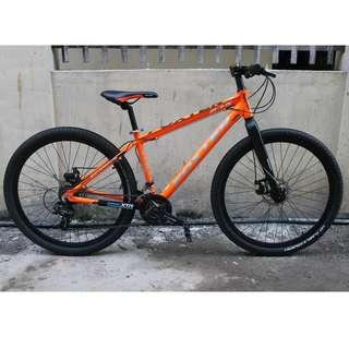 Foxter FT301 MTB semi-upgraded