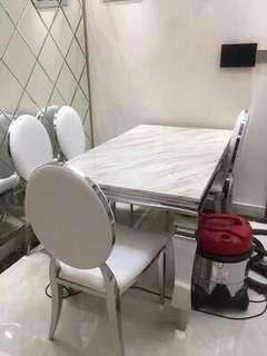 Sales訂做大理石高級餐桌