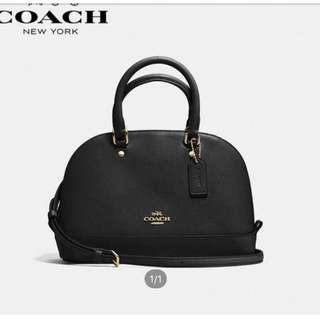 Coach Mini Sierra Satchel