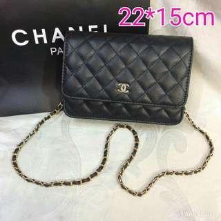 Chanel WOC Chanel Bag Chanel Wallet Bag Chanel Sling Bag CC Bag Chain Bag