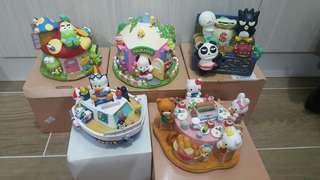 (分享非賣品) 全新 sanrio 日本版 陶瓷 錢罌