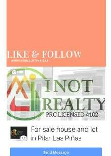 FOR SALE HOUSE AND LOT