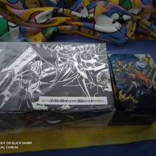 數碼暴龍 digimon 20 th卡盒