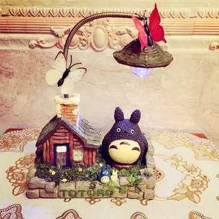 PO: Totoro Night lamp light House series