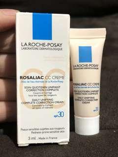 La roche posay mini / sample / tester CC cream