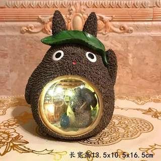 PO: Totoro night lamp light