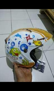 Helm half face (new)