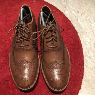 ALDO Bartolello-R brogue shoe worn once