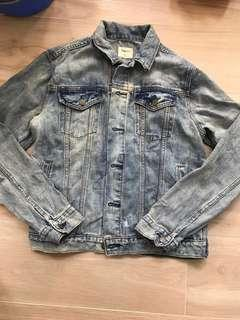 GAP oversize vintage Denim Jacket💚💚