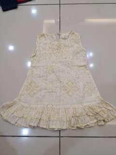 Soma Yellow Dress (6-12m)