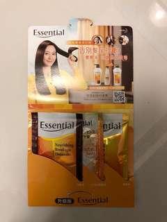 #trickortreat - Essential shampoo & treatment sample set
