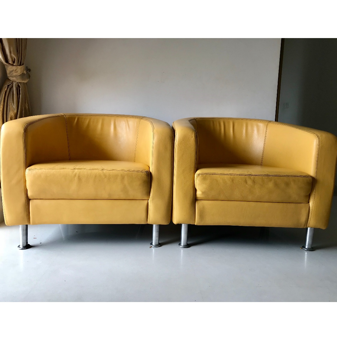 2 Boss Design Sofa Chairs For Home Or Office Furniture Sofas On