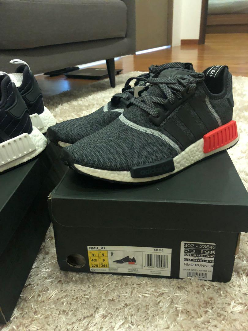 ADIDAS NMD XR1 x Mastermind Japan, US 11 EU 45, NEW, Nice