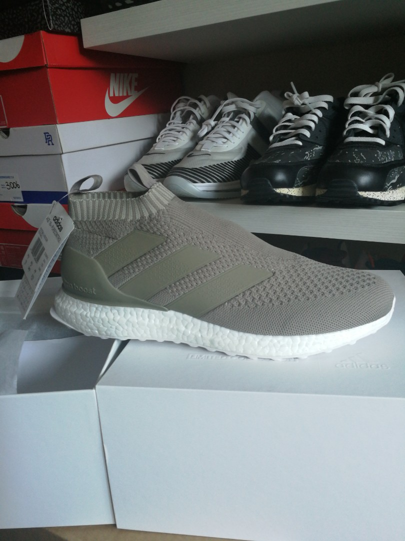 hot sale online 80aa4 a592c Adidas purecontrol ace 16+ ultraboost sesame us10, Mens Fashion, Footwear,  Sneakers on Carousell