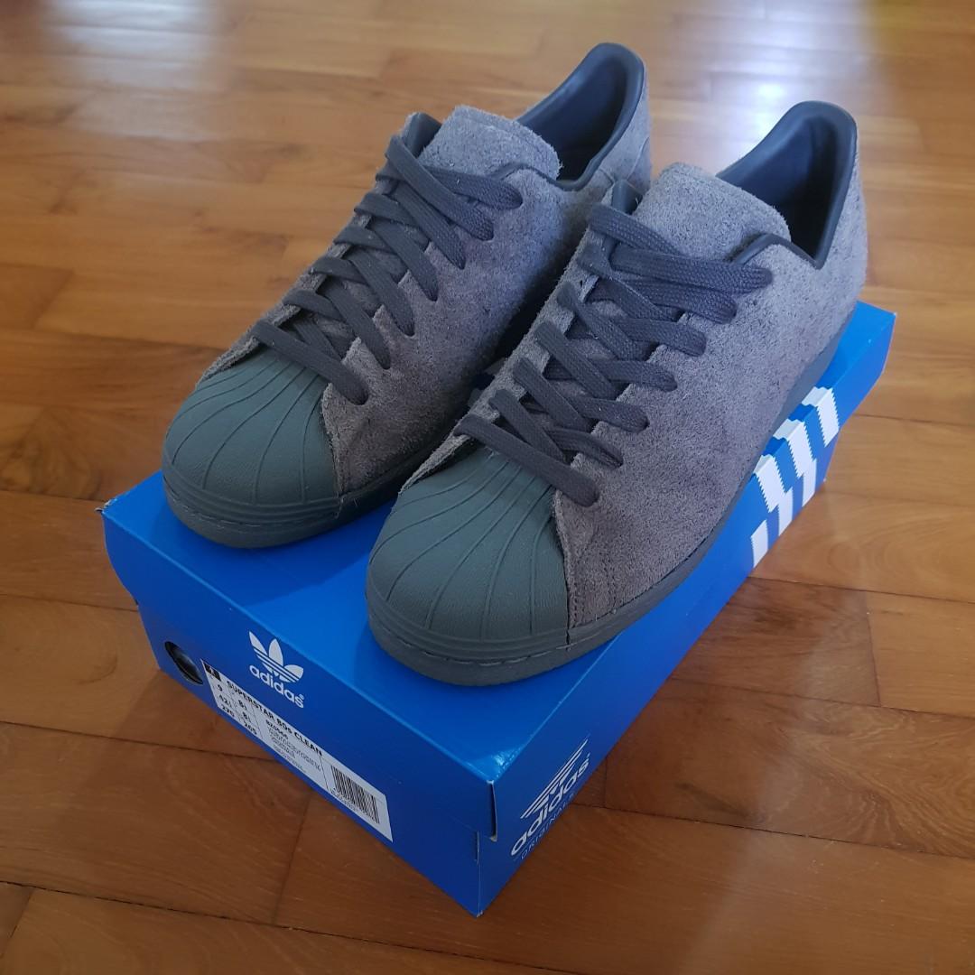 9e9e6f79cc0c Adidas Superstar 80s Clean