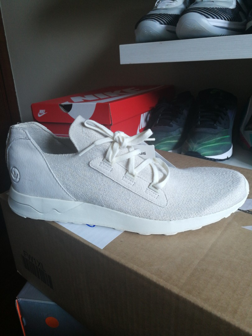 best sneakers 2c835 988e3 Adidas wings and horns collab zx Flux primeknit us10