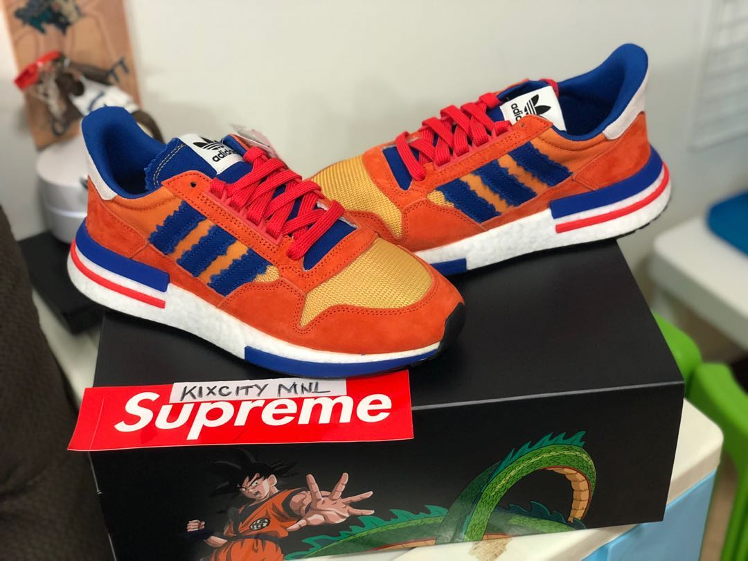 finest selection c59f0 4a58b Adidas x Goku Dragonball 8.5US