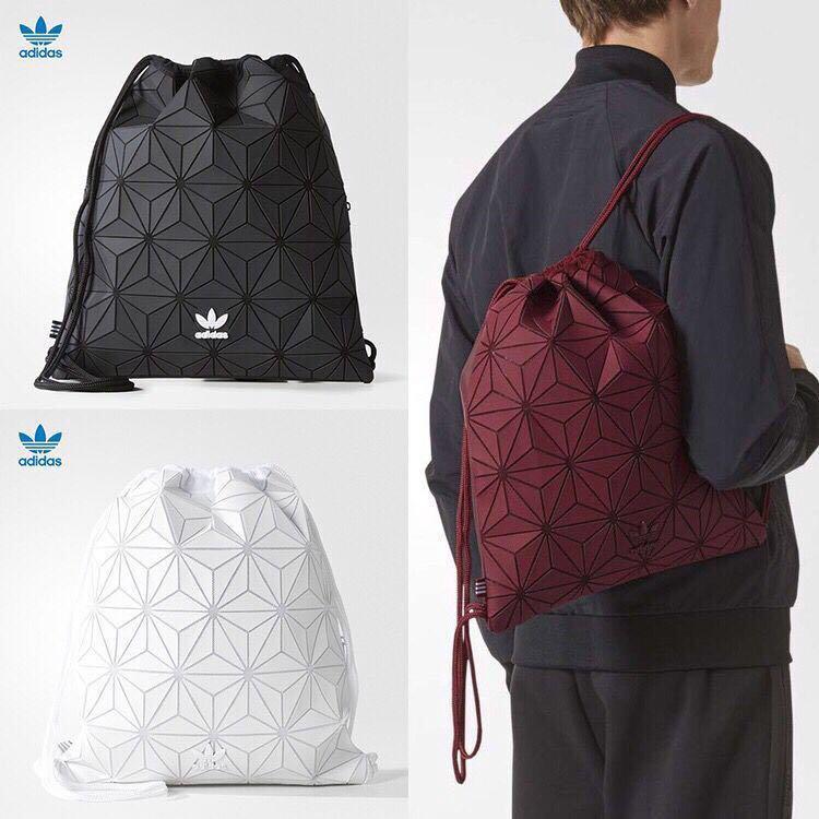 ebe76b0f64a7 Adidas X Issey Miyake Drawstring Bag