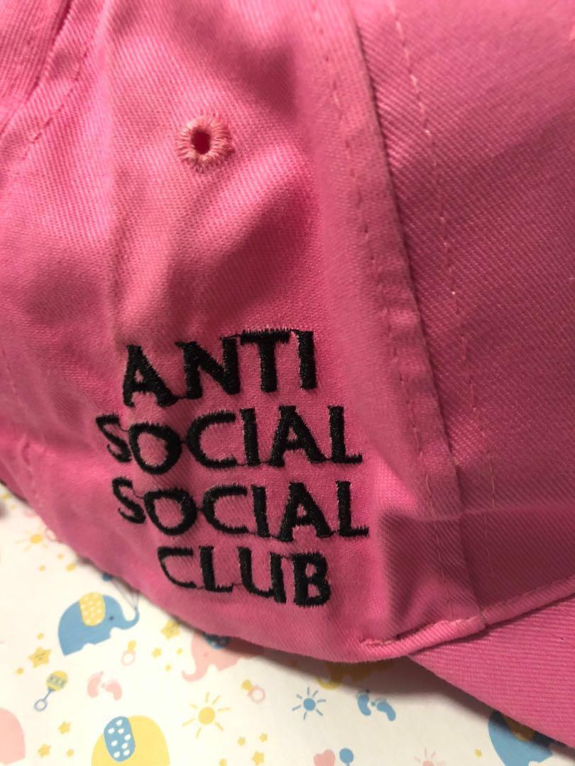 854d717d3af anti social social club ( ASSC ) cap