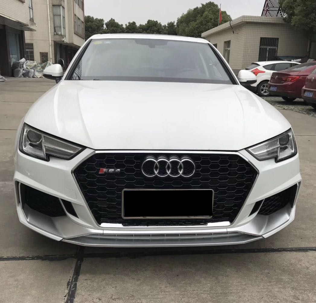 Audi A4 B9 >> Audi A4 B9 Rs Bumper Assembly Car Accessories Accessories On Carousell