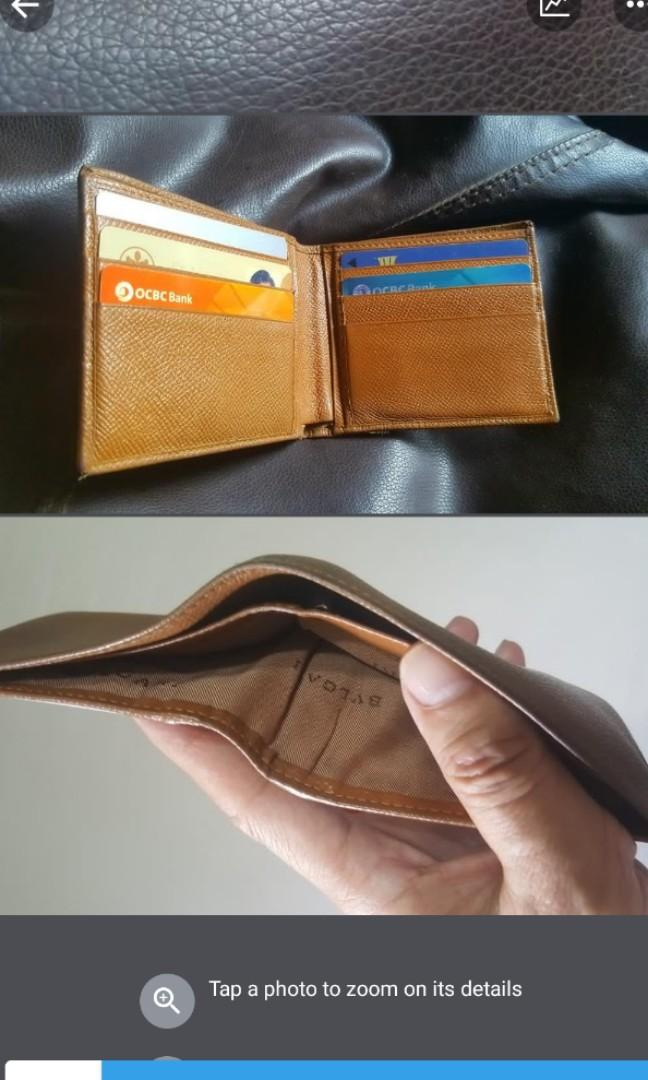 Blvgari wallet