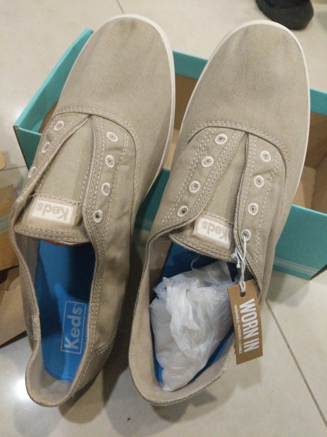 82291c79697ad BN US10 Keds Sneakers