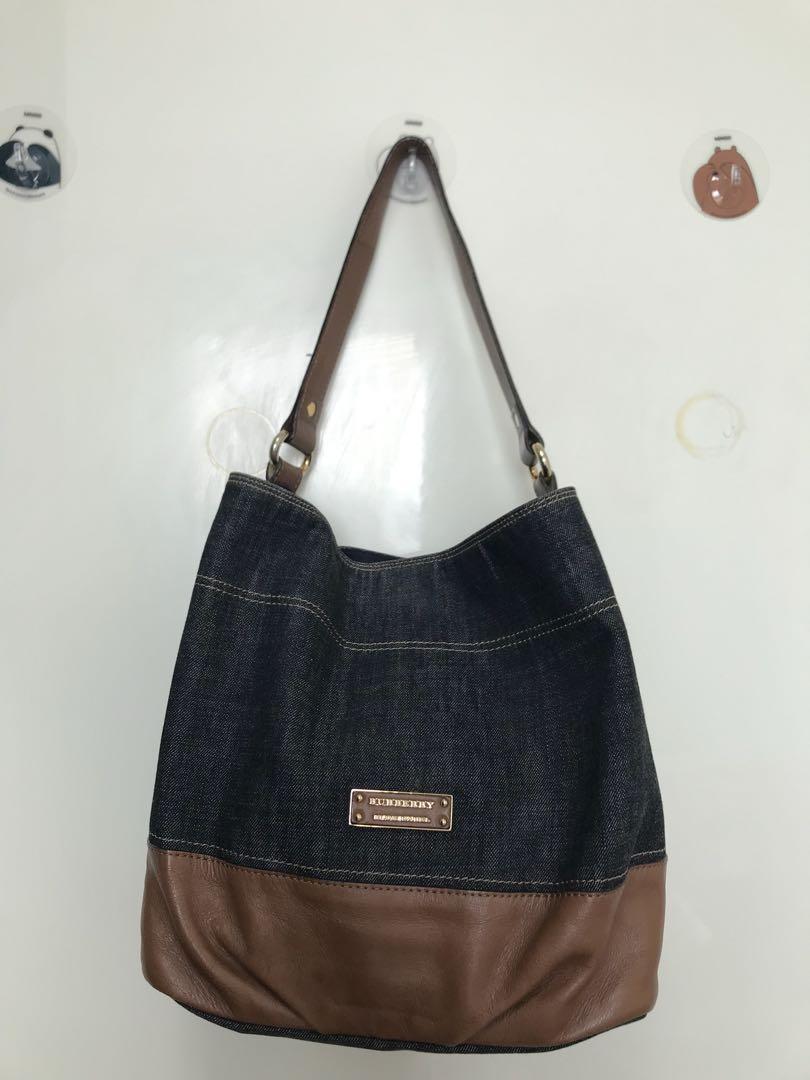 6709f43a1b6d Burberry Black Label Shoulder Bag